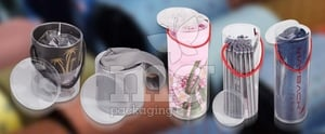 Cylindrical Boxes
