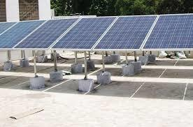 Offgrid Solar Roof Top System in  63-Sector