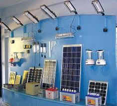 Solar Home Lightning System in  63-Sector