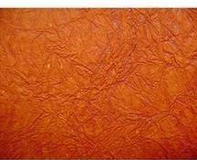Orange Crushed Handmade Papers