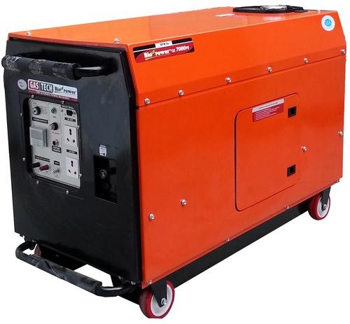5 KVA or 5KW Silent Portable Generator