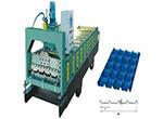 828 Glazed Tile Forming Machine