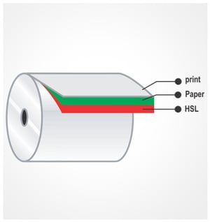 Heat Seal Coated Paper For Blister Pack