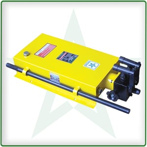 Hydraulic Hand Pump Double Plunger