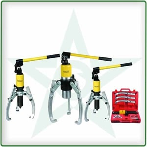 Hydraulic Integral Pullers