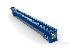 Precision Engineered Screw Conveyor