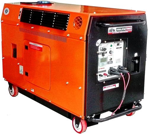 Silent Portable Generator Ge 9000