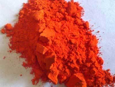 Scarlet Chrome in   Panoli