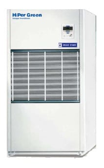 Green Packaged Air Conditioner