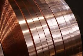 Copper Flat Strips