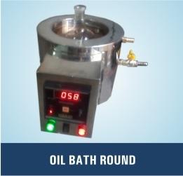 Oil Bath Round Machine
