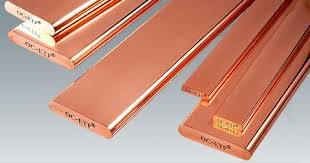 Tin Plated Copper Bus Bars
