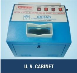U V Cabinet