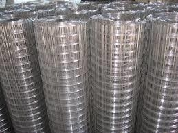 Cost-effective SS Welded Wire Mesh