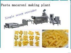 Pasta And Macroni Making Machine