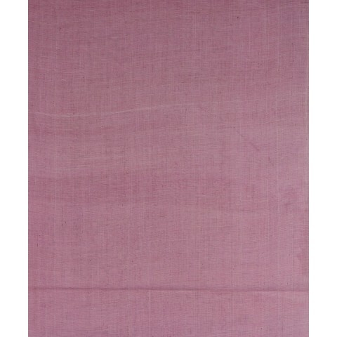 Handwoven Pink Khadi Cotton Fabric