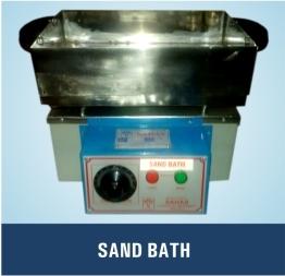 Sand Bath