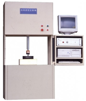 Foam Rubber Hardness Testing Machine