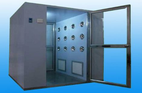 Air Shower Chamber