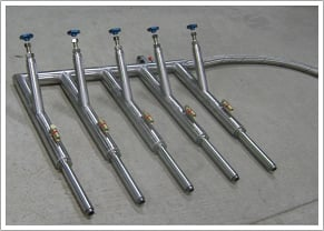 Vacuum Jacketed Pipes