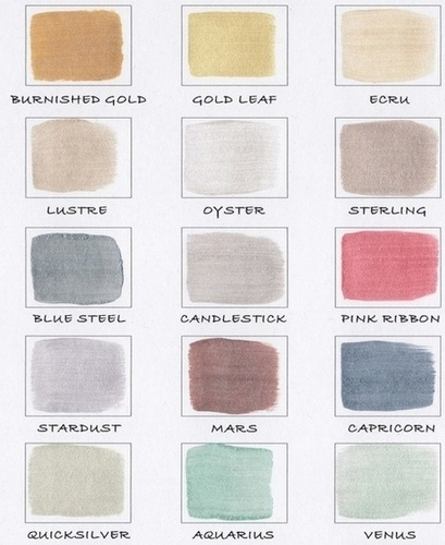 Metallic Paints