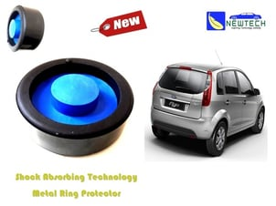 Coil Spring Pad for Car