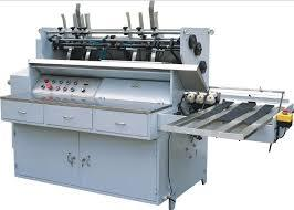 Book Gluing Sheet Pasting Machine