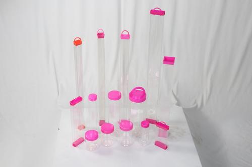 Plastic Agarbatti Transparent Boxes
