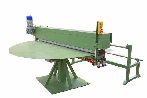 Abrasive Belt Cut To Length Machine