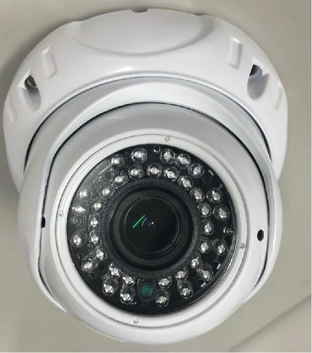 Vandal-proof Dome Camera (SSV-TVI-936S22V12)