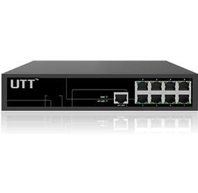 UTT S1081P-24V PoE Switch
