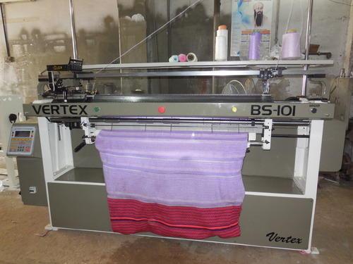 Power Flat Knitting Machine In Ludhiana Punjab Vertex Machinary Works