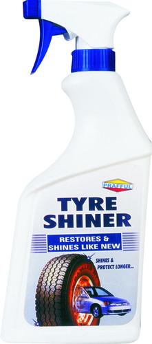 Automotive Tyre Shiner Spray