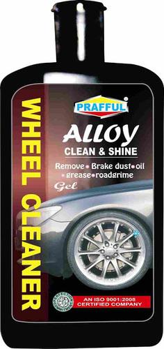 Liquid Alloy Wheel Cleaner