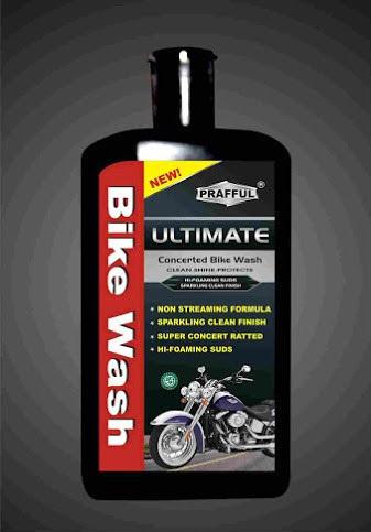 Ultimate Bike Wash Shampoo