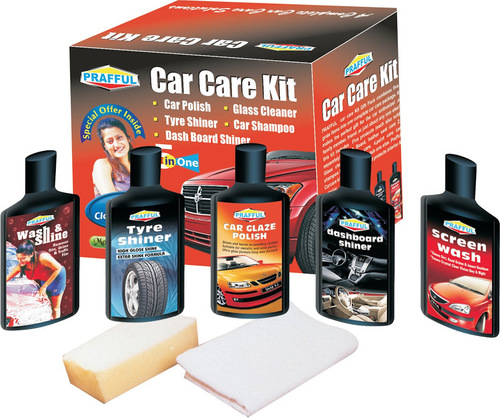 5 In One Car Cleaning Kit