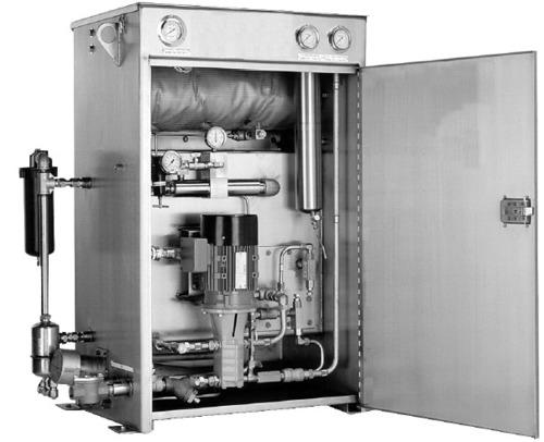 Blazeflow oil purification systems