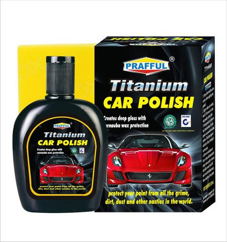 Titanium Car Polish