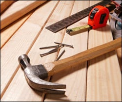 Wood Work Renovation Services