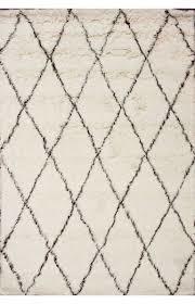 Moroccan Design Wool Rug