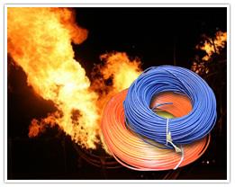 Fire Retardant House Wires