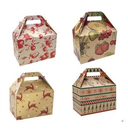 Candy Wrapping Boxes