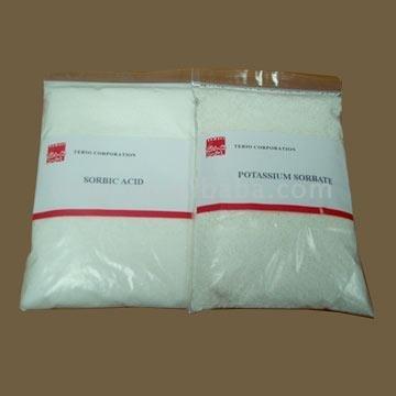 Potassium Sorbate And Sorbic Acid