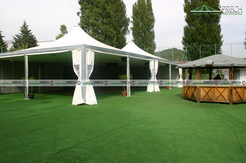 Tensile Structure Roofing