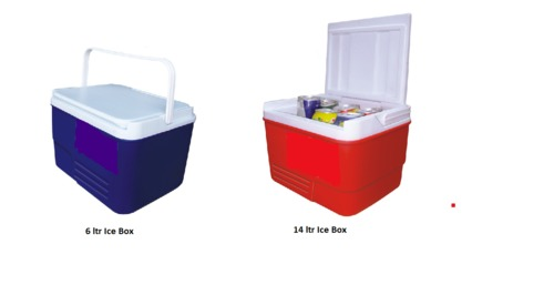 Blow Moulded Ice Box