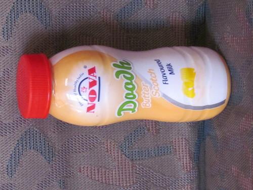 Butter Scotch Flavoured Milk