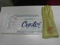 Crystal Electrical Shock Proof Gloves