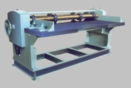 Four Bar Rotatory Cutting Machine