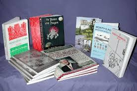 Custom Printed Books