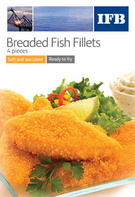 Breaded Fish Fillets in  East Calcutta Township